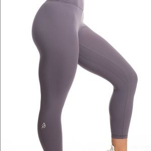 P'tula Mayra Legging In Purple Small